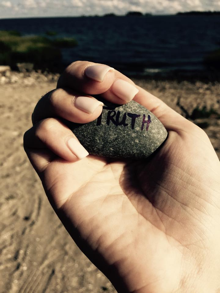 May We Always Know What To Do With Our Stones