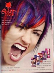 hair dye advertisement jessica