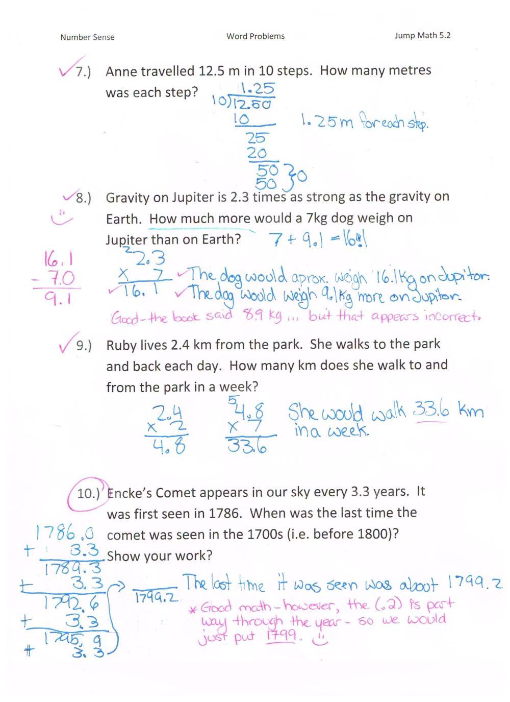 medium resolution of Books Mathematics Part 1 of 2 Book 6 JUMP Math 6.1