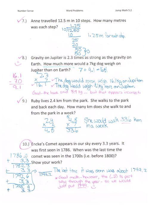 small resolution of Books Mathematics Part 1 of 2 Book 6 JUMP Math 6.1