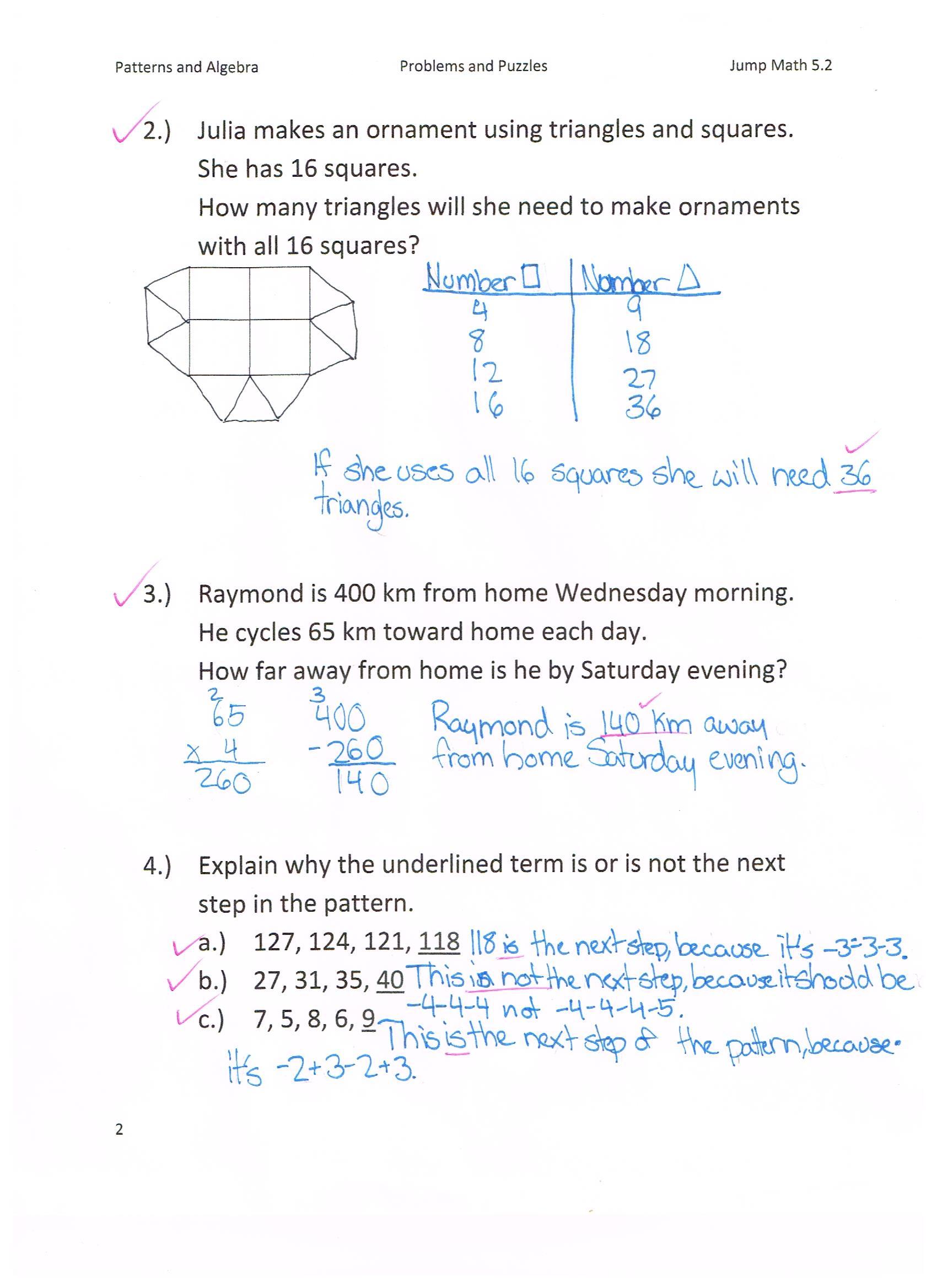 13 Gr5 Math
