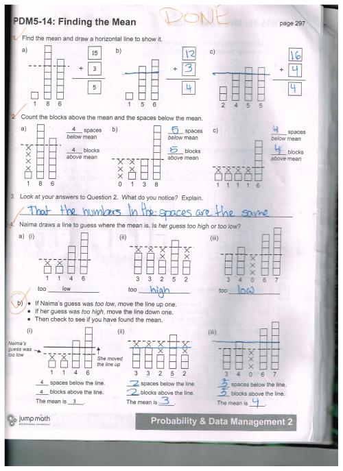small resolution of 2012-13 Gr5 Math   Jessica's School Work \u0026 Projects