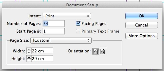 Visual Scripting: using InDesign to write scripts native to comics