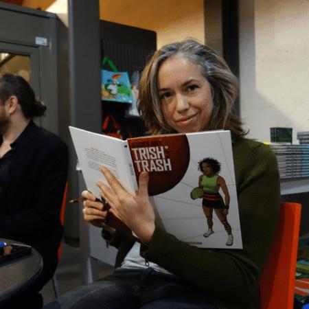 Book release Trish Trash vol 1, 2015