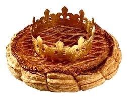 galette des rois feuilleté (frangipane)
