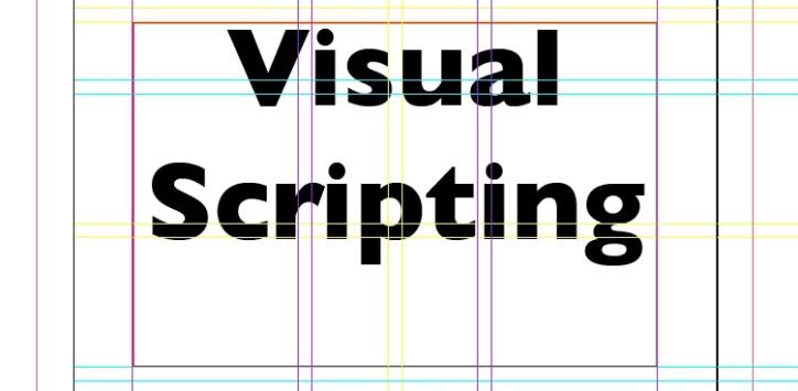 Visual Scripting header