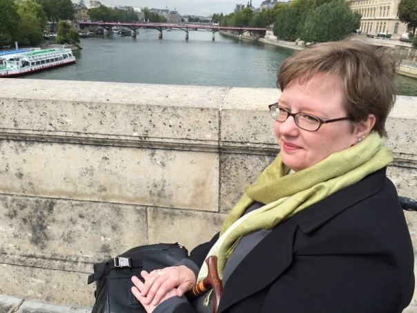 Jennie Spotila, writer, ME activist