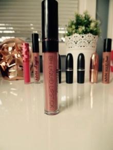 BH Cosmetics 'Clara' Long Wearing Liquid Matte Lipstick