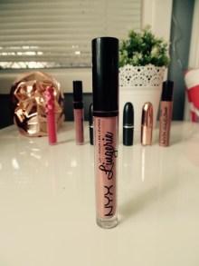 NYX 'Bedtime Flirt' Lip Lingerie