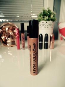 NYX 'Sandstorm' Liquid Suede Lipstick