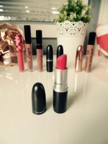 MAC 'Relentlessly Red' Retro Matte Lipstick