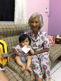 with-great-grandma