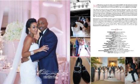 Oh Brides Magazine Spread