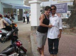 Vinh (my motorbike driver)