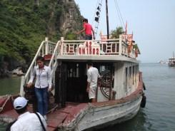 Junkboat