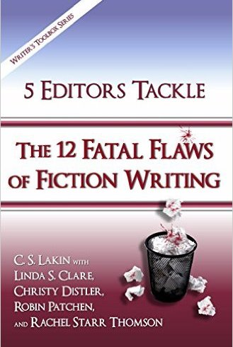 The Twelve Fatal Flaws of Fiction Writing: A Review