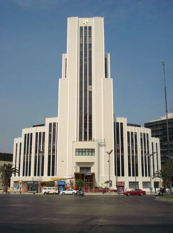Art Deco Building Architecture