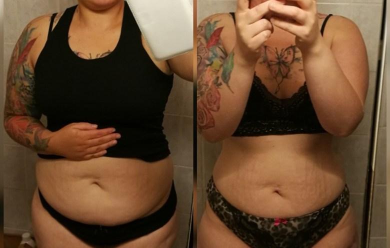 Miten laihtua 10 kiloa kuukaudessa