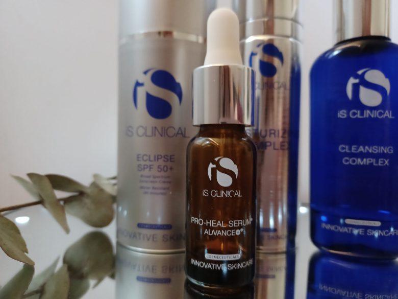 4 vaiheisen iS Clinicalin ihonhoito-ohjelman avulla saat täydellistä ihonhoitoa omalle ihotyypillesi