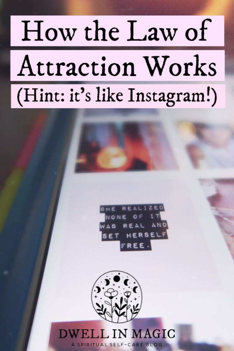 law of attraction definition