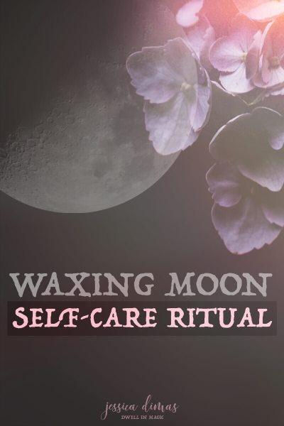 Waxing Moon Self-Care Ritual
