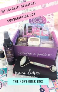 Goddess Provisions Subscription Box – November 2017