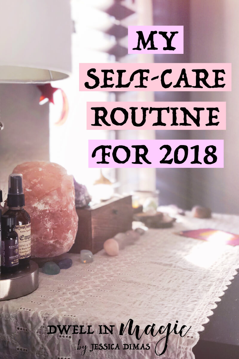What I'm doing this year to make sure I make time for me and how I'm implementing it #selfcaretips #selfcarebloggers #sacredselfcare #witchyblogs #divinefeminine