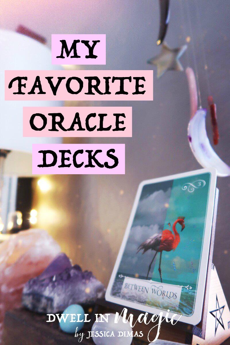 Best oracle decks