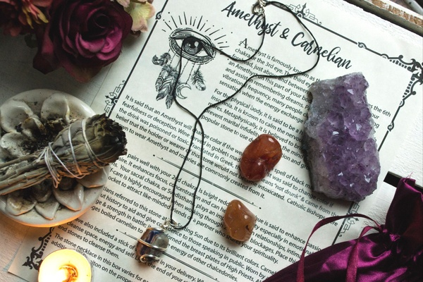 Wild Crystals crystal subscription box