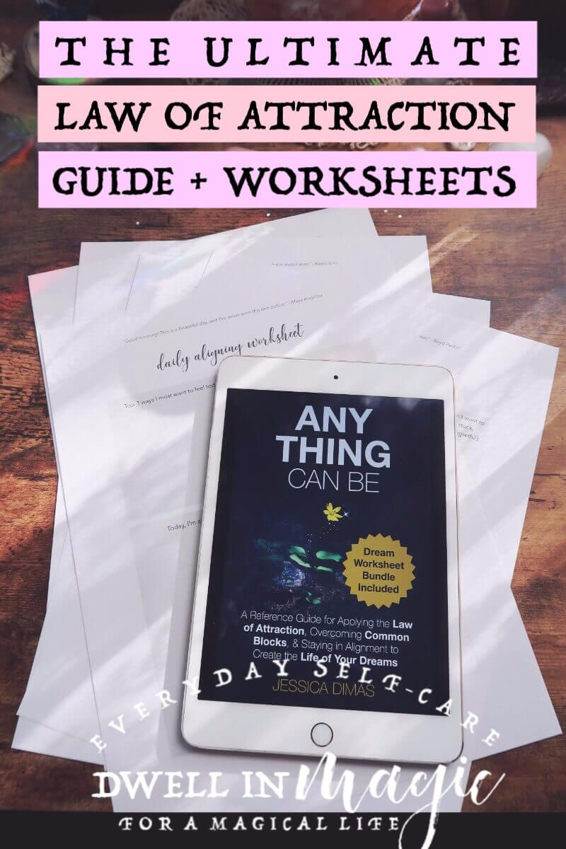 Anything Can Be Guide & Worksheet bundle