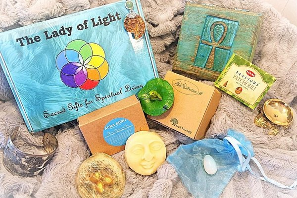 Aura Song Metaphysical Subscription Box