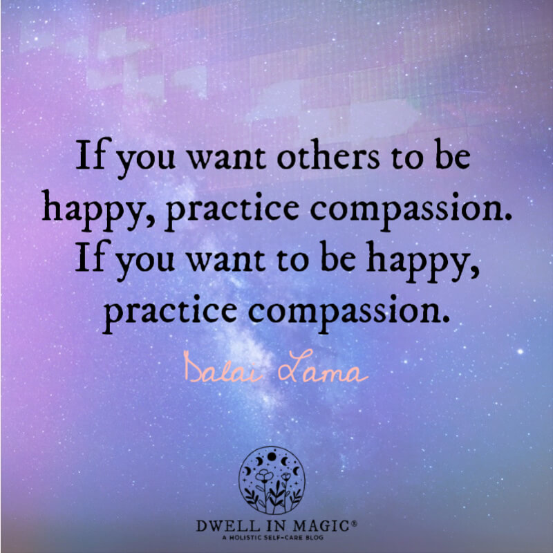 Spiritual bypassing and compassion quote Dalai Lama