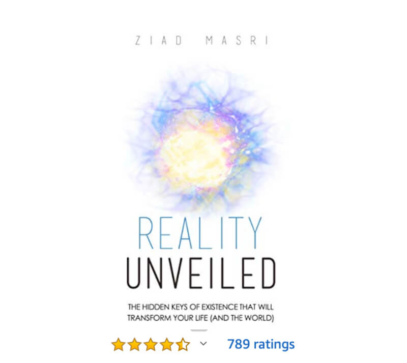 Mind expanding books: Reality Unveiled