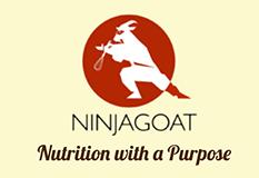Ninja Goat Logo