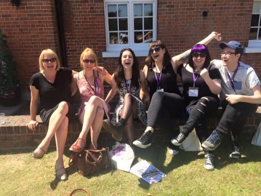 POWS Conference 2015 - Leeds Beckett Psychology