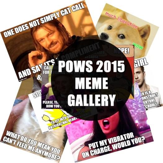 Meme Rewriting Workshop - POWS 2015