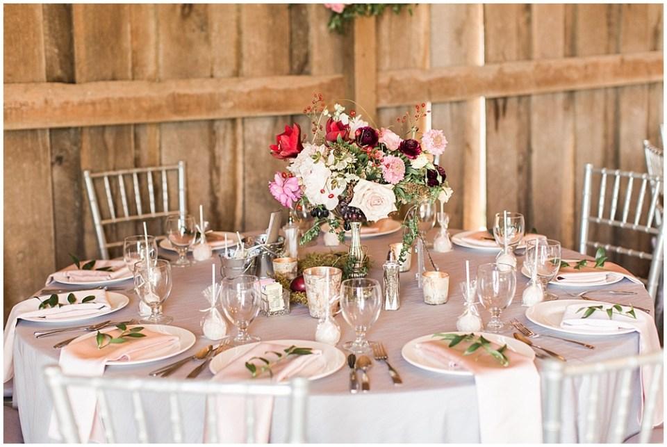 fall centerpiece, barn in zionsville wedding, ellie + tyler, ivan and louise images, jessica dum wedding coordination