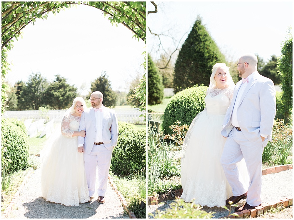 Bride and groom portraits, navy and pink southern wedding   Ivan & Louise Images and Jessica Dum Wedding Coordination