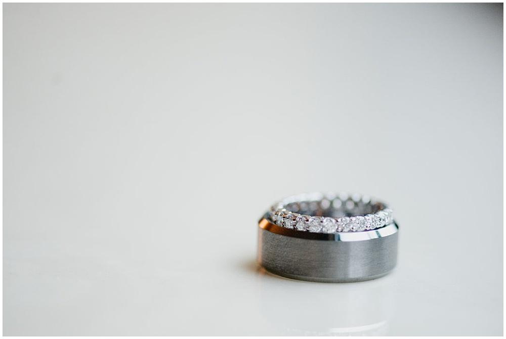Wedding rings   Chicago urban rustic wedding   Sandra Armenteros Photography + Jessica Dum Wedding Coordination