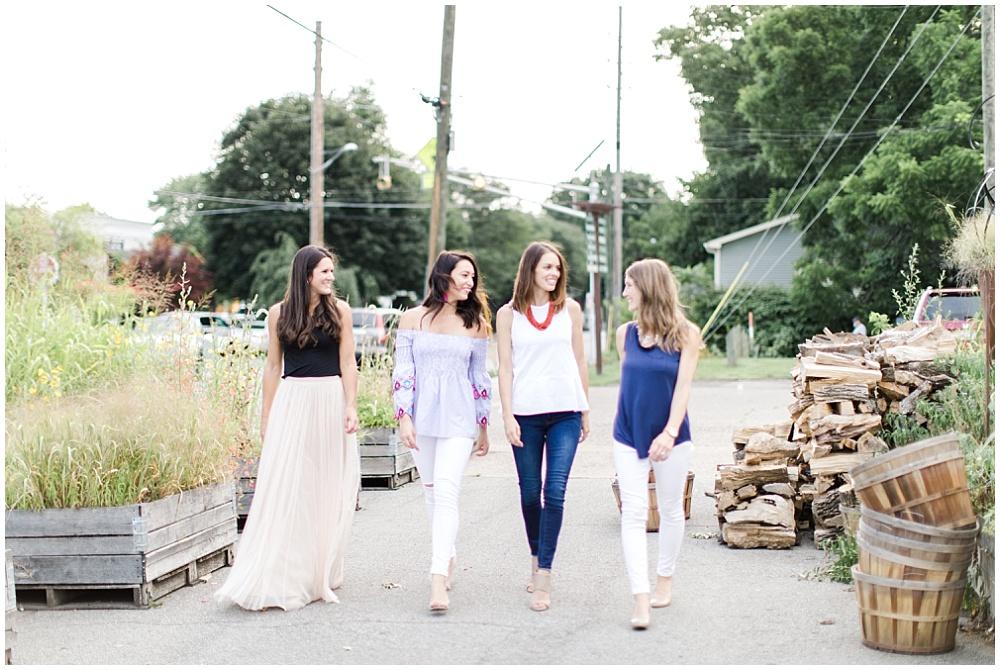 Professional headshots, Team Photos, Day-Of Wedding Coordinators, Locally Grown Gardens | Ivan & Louise Images and Jessica Dum Wedding Coordination