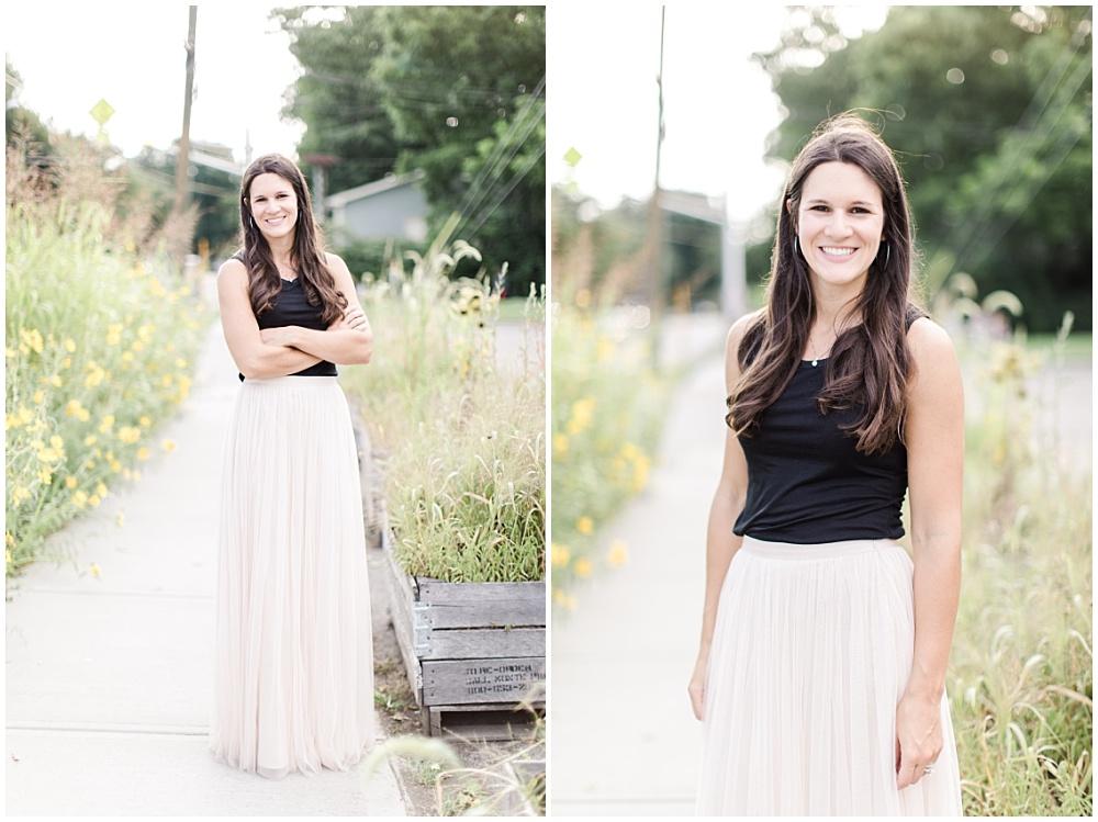 Lead Wedding Coordinator; Professional Wedding Coordinator Team Photos; Indianapolis Day of Wedding Coordinator; pink tulle skirt   Ivan & Louise Images