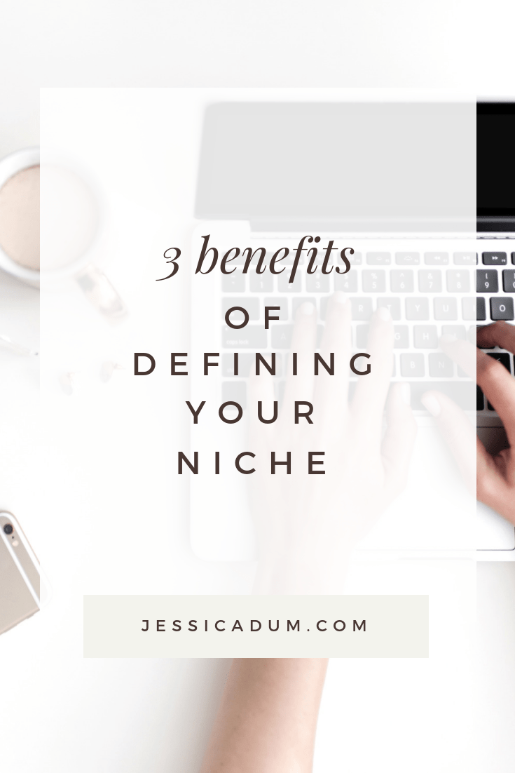 3 Benefits of Defining Your Niche - How defining your niche can elevated your brand | define your niche, niche marketing, niching services, industry expert, industry leader