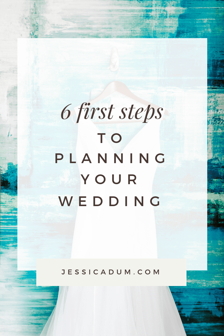 6 First Steps to Wedding Planning After You Get Engaged   Wedding Planning First Steps, First Steps to Wedding Planning, Wedding Planning Tips, what to do first, engagement tips, planning tips, what to do first after you get engaged, wedding pro tips