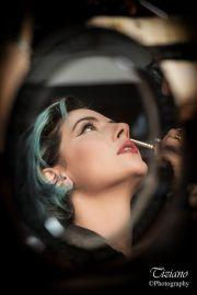 Tiziano Costa; make-up Ludovica Sechi