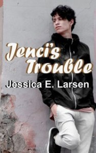 Book Cover: Jenci's Trouble