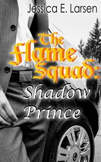 Book Cover: Shadow Prince