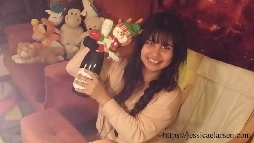 Jessica e larsen, Christmas