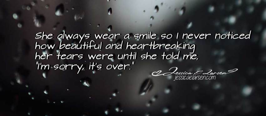 beautiful tears