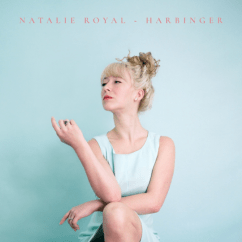 "Natalie Royal, a Nashville/North Carolina singer-songwriter I've been in love with since I met her at a Belmont University preview day four years ago. I know every word to her album ""Savor,"" and I awaited the March 11th release of ""Harbinger"" with great excitement (though I couldn't download it until I got back to school on the 14th). It's different than ""Savor"" but it's still brilliant. Her vocals are just exquisite and, once again, I need to keep listening just to catch all of the lyrics."