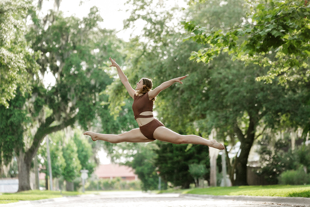 sanford orlando dance photo session